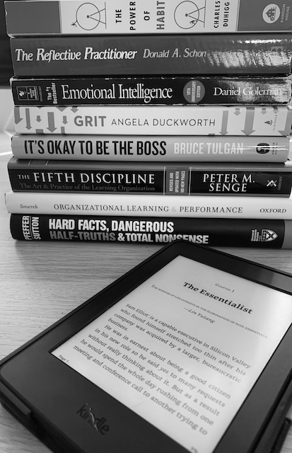 Management books and kindle selections